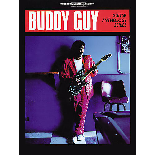 Alfred Buddy Guy - Guitar Anthology Series