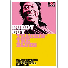 Music Sales Buddy Guy: Teachin' the Blues DVD