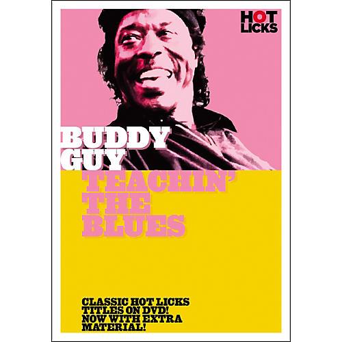 Music Sales Buddy Guy: Teachin' the Blues DVD