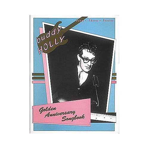 Hal Leonard Buddy Holly - Golden Anniversary Songbook Book-thumbnail