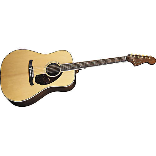Fender Buddy Miller Signature Acoustic-Electric Guitar