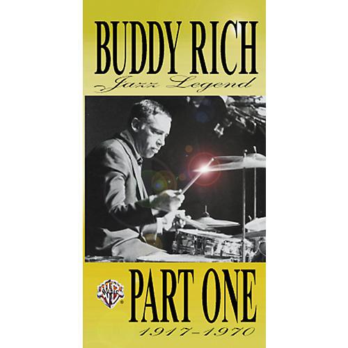 Alfred Buddy Rich - Jazz Legend: Part 1, 1917-1970 Video
