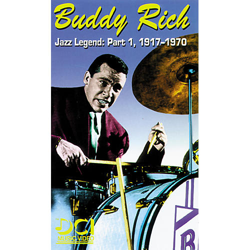 Warner Bros Buddy Rich Jazz Legends (2 Pack)-thumbnail