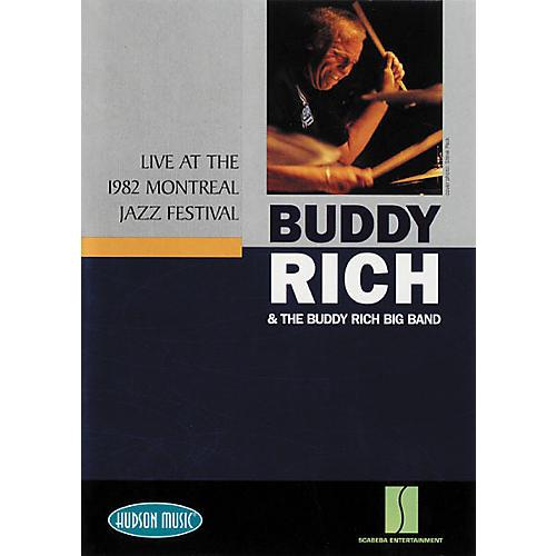 Hudson Music Buddy Rich Live at 1982 Montreal Jazz Festival (DVD)-thumbnail