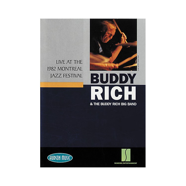 Hudson Music Buddy Rich Live at 1982 Montreal Jazz Festival (DVD)