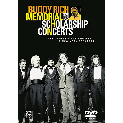 Alfred Buddy Rich Memorial Scholarship Concerts DVD Set