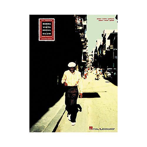 Hal Leonard Buena Vista Social Club Book-thumbnail