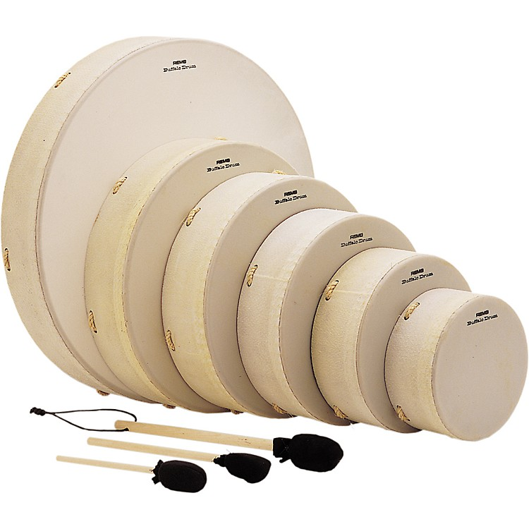 Remo Buffalo Drums 3.5X22
