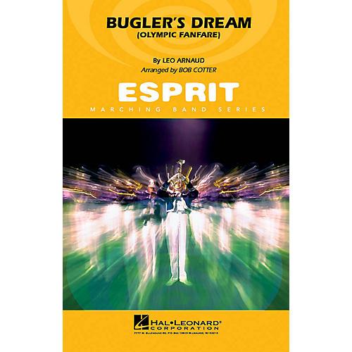 Hal Leonard Bugler's Dream (Olympic Fanfare) Marching Band Level 2-3 Arranged by Bob Cotter