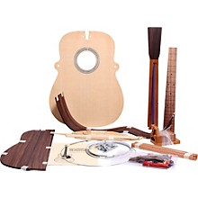 Build Your Own Guitar Kit Mahogany Dreadnought