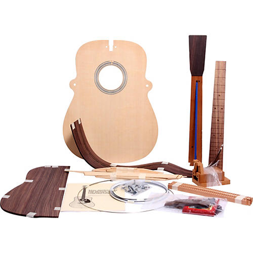 Martin Build Your Own Guitar Kit  Rosewood OOO Auditorium