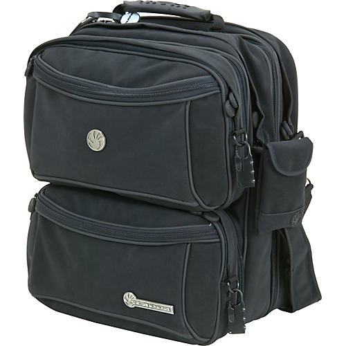 Slappa BulkHead DJ LP Bag Black Buck