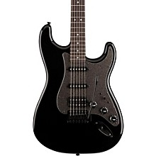 Squier Bullet HSS Stratocaster Electric Guitar Black Metallic