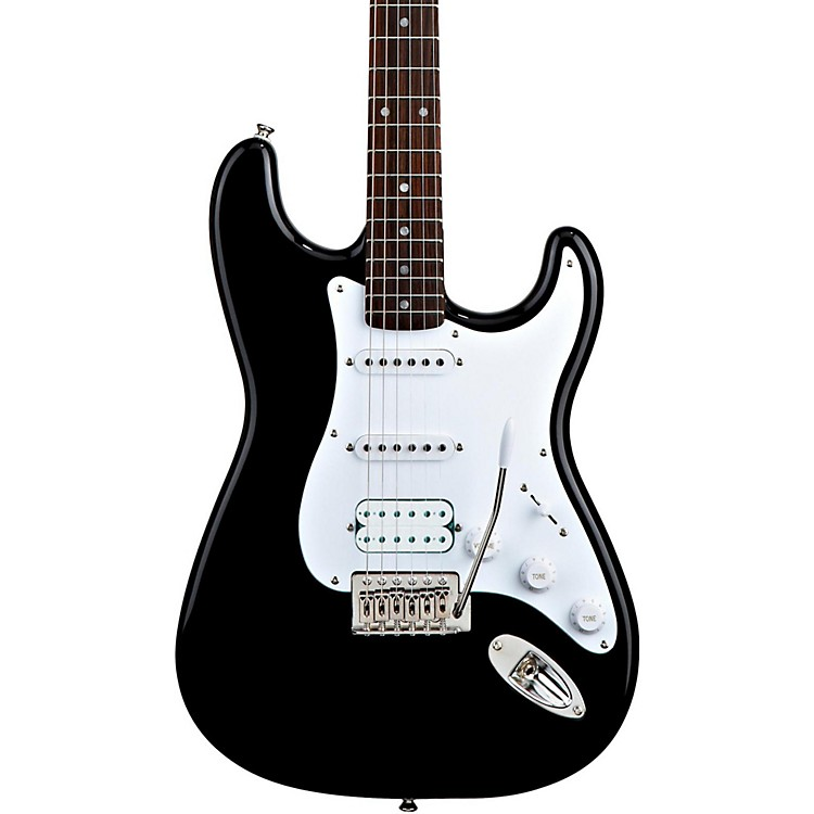 Squier Bullet Stratocaster HSS Electric Guitar with Tremolo Brown Sunburst