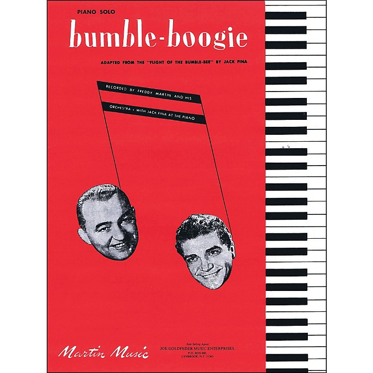 Hal LeonardBumble Boogie Adapted From The