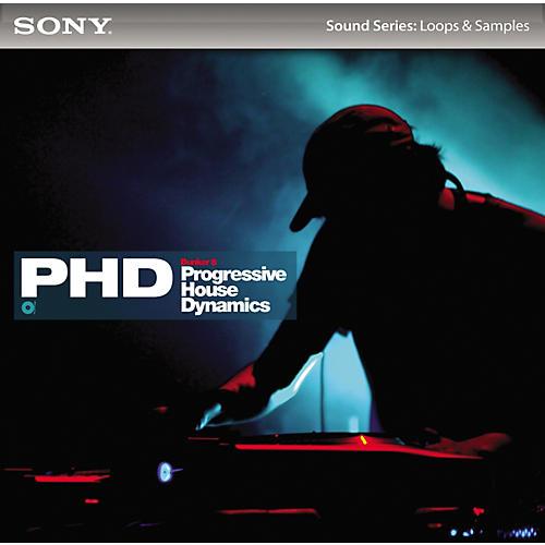 Sony Bunker 8: Progressive House Dynamics