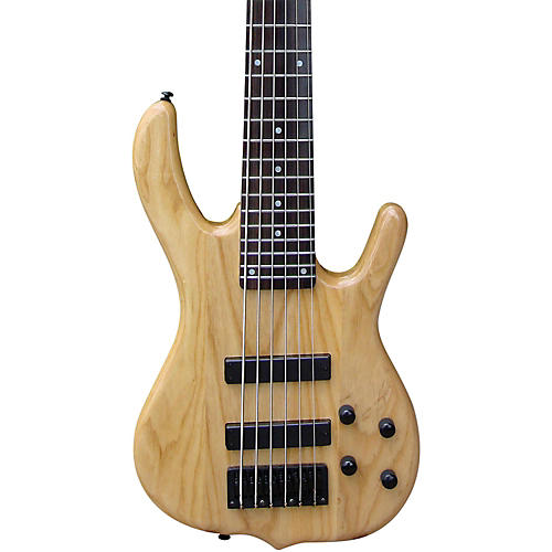 Ken Smith Design Burner Standard Ash 6 String Bass-thumbnail