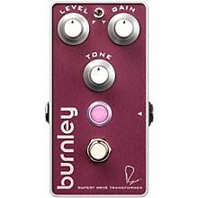 Bogner Burnley Distortion Guitar Effects Pedal Level 1