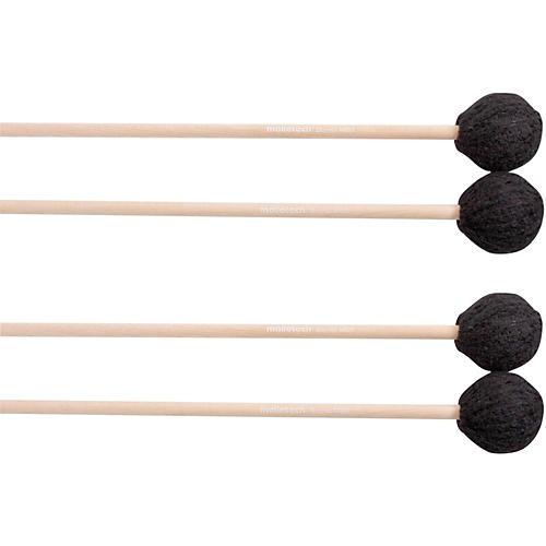 Malletech Burritt Marimba Mallets Set of 4 (2 Matched Pairs)