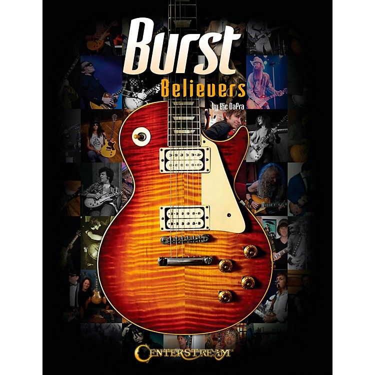 Centerstream Publishing Burst Believers (Hardcover Book)