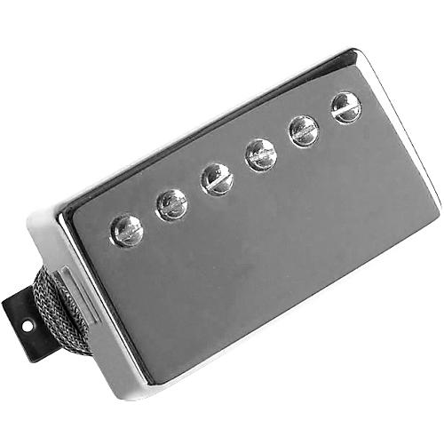 Gibson Burstbucker 2 4-Conductor Wax Potted Humbucker Pickup Nickel