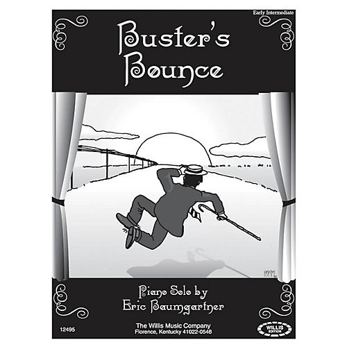 Willis Music Buster's Bounce (Early Inter Level) Willis Series by Eric Baumgartner-thumbnail