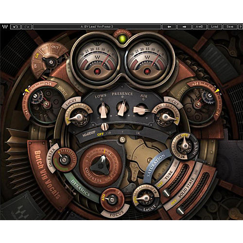 Waves Butch Vig Vocals Native Software Download-thumbnail