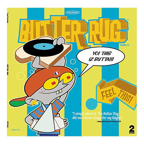 Thud Rumble Butter Rug Slipmat Pair-thumbnail