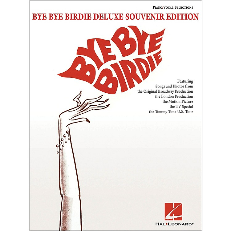 Hal LeonardBye Bye Birdie Deluxe Souvenir Edition arranged for piano, vocal, and guitar (P/V/G)