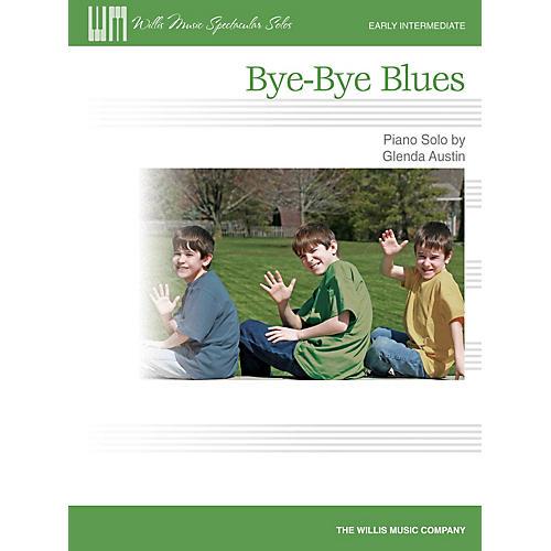 Willis Music Bye-Bye Blues (Early Inter Level) Willis Series by Glenda Austin-thumbnail
