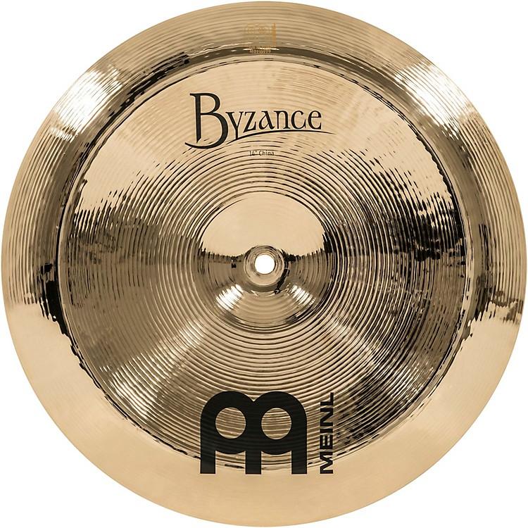 MeinlByzance Brilliant China Cymbal18 Inch