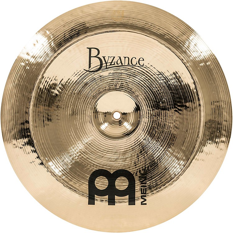 Meinl Byzance Brilliant China Cymbal 18 Inch