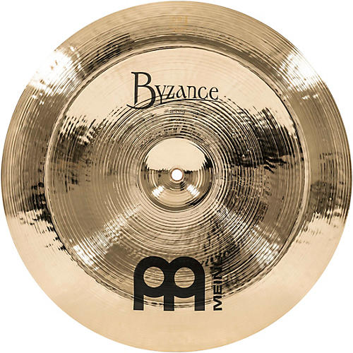 Meinl Byzance Brilliant China Cymbal 18 in.