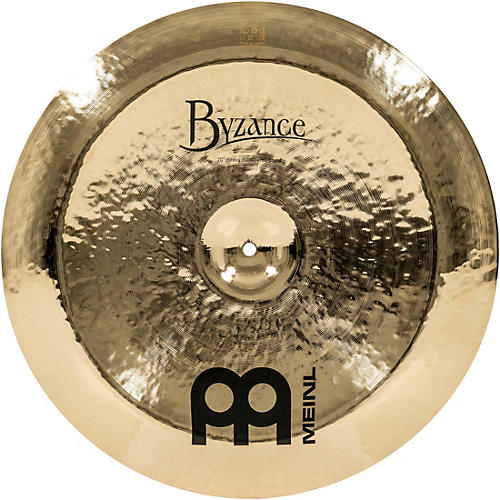 Meinl Byzance Brilliant Heavy Hammered China Cymbal-thumbnail