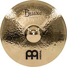 Meinl Byzance Brilliant Heavy Hammered Crash Cymbal