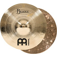Meinl Byzance Brilliant Serpents Hi-Hat Cymbals