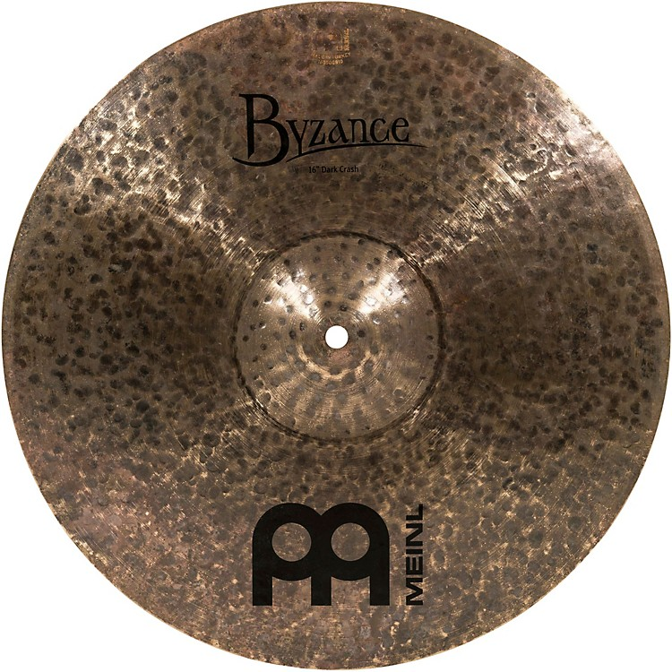 Meinl Byzance Dark Crash Cymbal 16