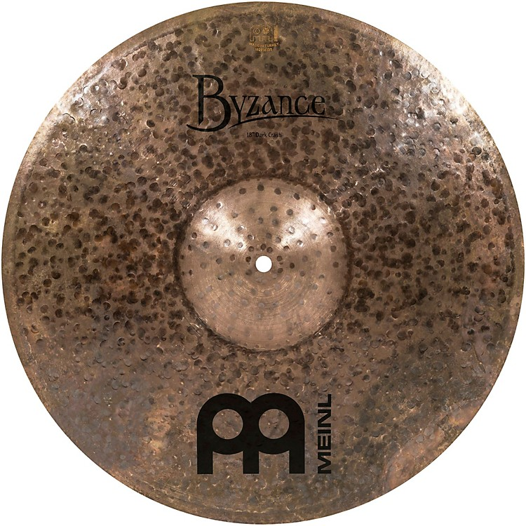 Meinl Byzance Dark Crash Cymbal 18