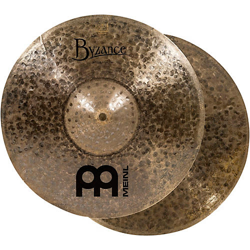 Meinl Byzance Dark Hi Hats 14 in.