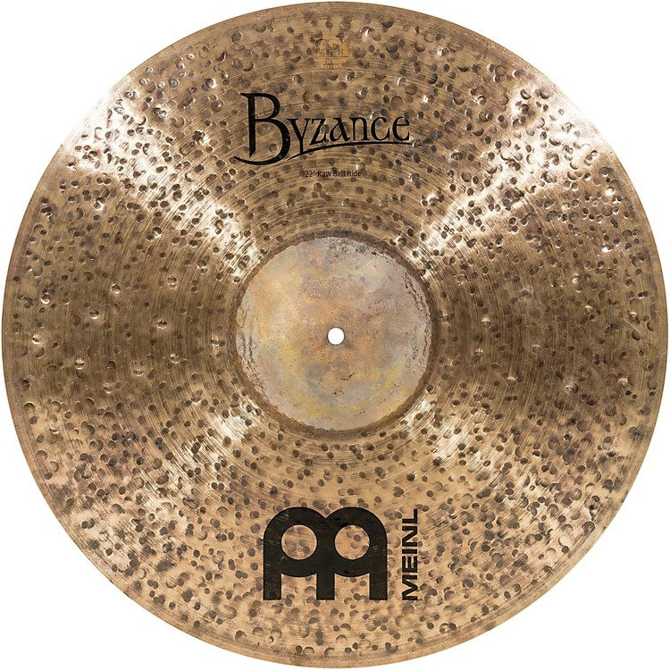 Meinl Byzance Dark Raw Bell Ride 22 Inch