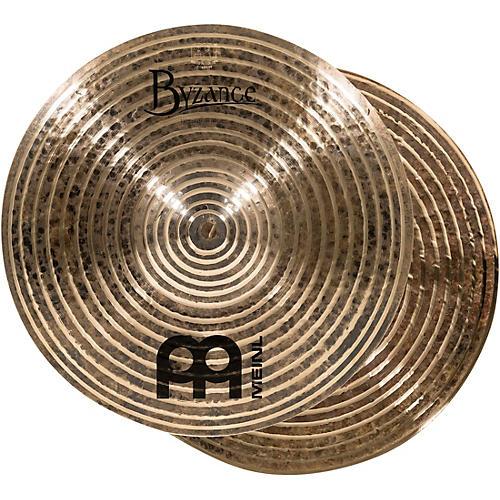 Meinl Byzance Dark Spectrum Hi-hat Cymbals 13 in.