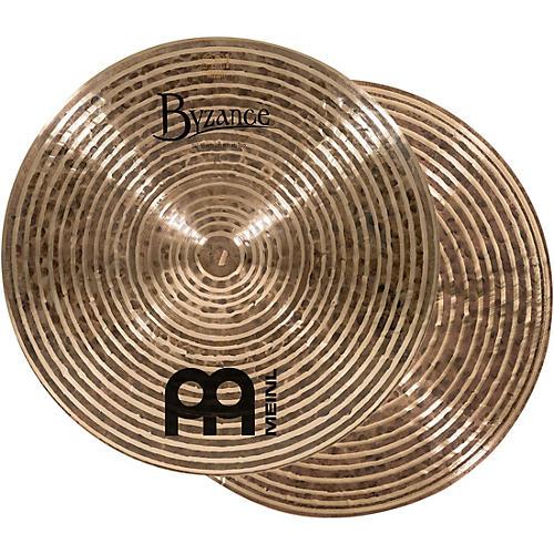 Meinl Byzance Dark Spectrum Hi-hat Cymbals