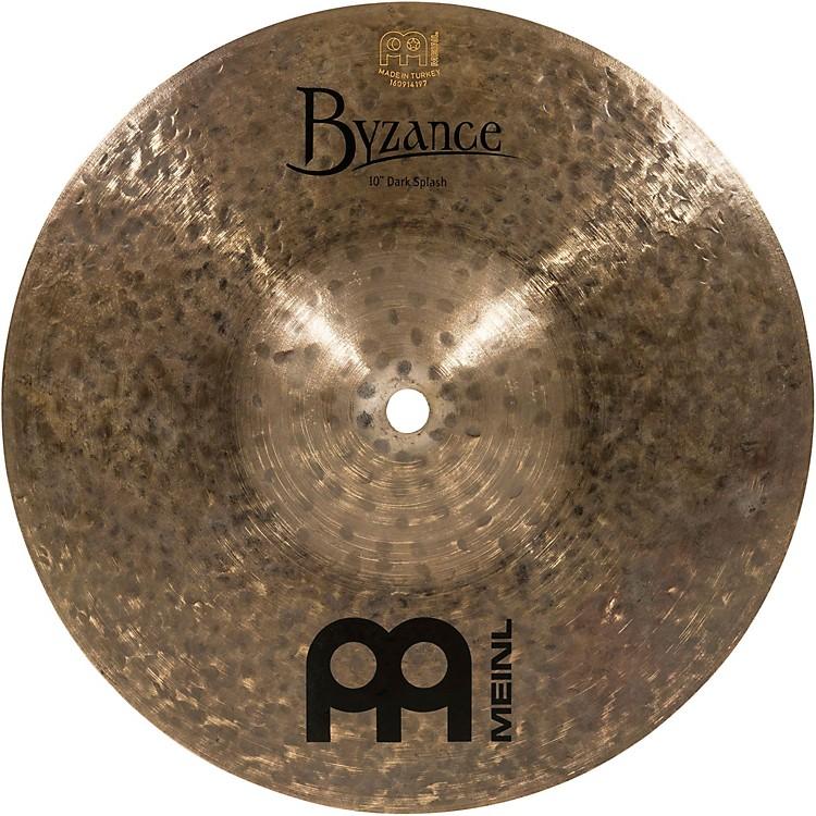 MeinlByzance Dark Splash Cymbal10