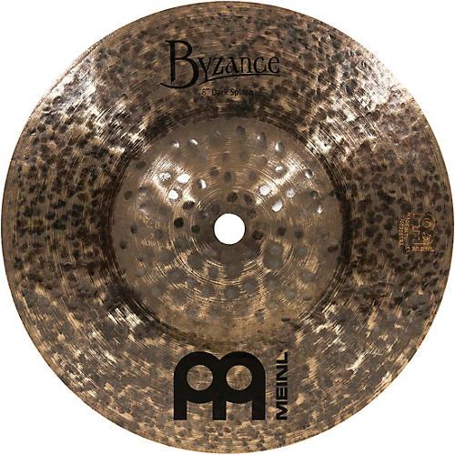Meinl Byzance Dark Splash Cymbal 8 in.