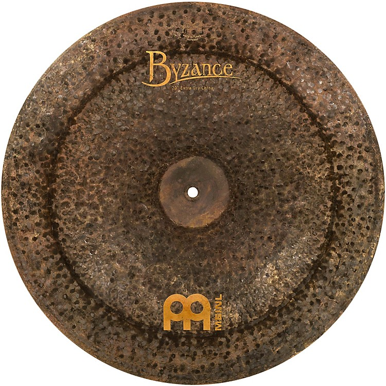 Meinl Byzance Extra Dry China Cymbal 16 Inch