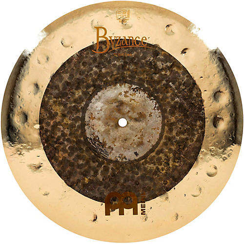 Meinl Byzance Extra Dry Dual Crash Cymbal-thumbnail