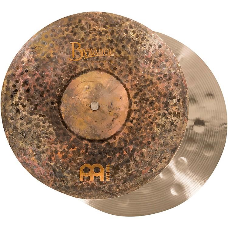 MeinlByzance Extra-Dry Medium Hi-Hat Cymbals13