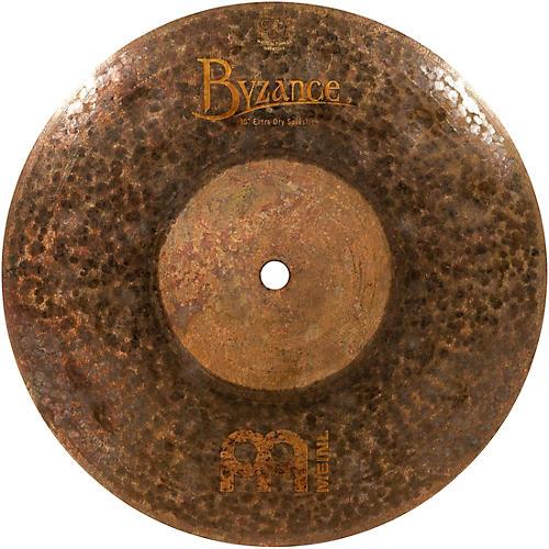 Meinl Byzance Extra Dry Splash Cymbal 10 in.