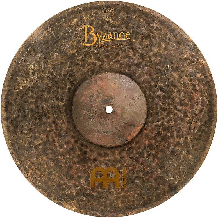 Meinl Byzance Extra Dry Thin Crash Traditional Cymbal 16 Inch