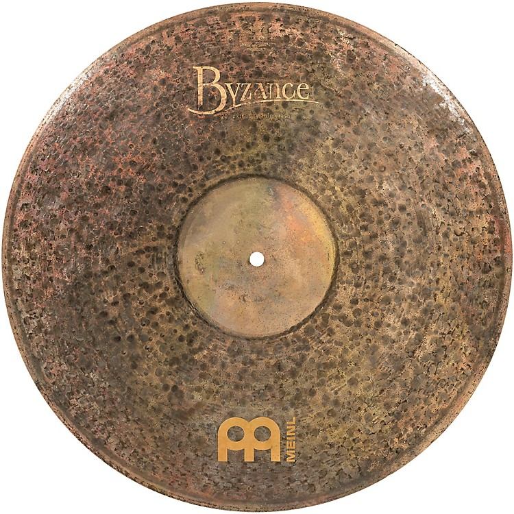Meinl Byzance Extra Dry Thin Crash Traditional Cymbal 20